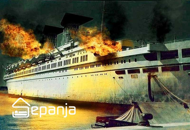 کشتی تایتانیک ایران