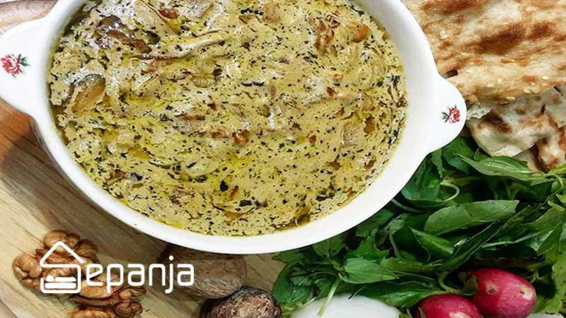 کله جوش غذای محلی اصفهان