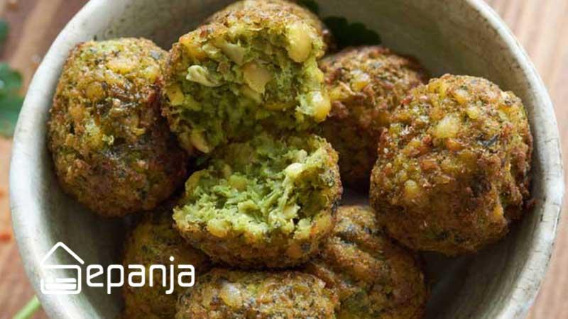 کوفته شویذ غذای محلی اصفهان