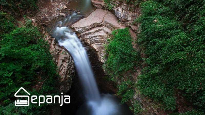 آبشار آسیبانگا