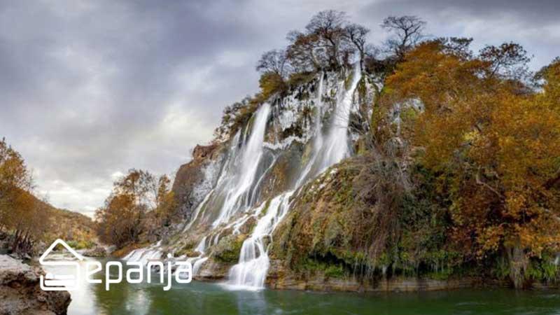 آبشار بیشه لرستان