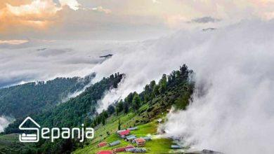 تصویر از ۵ تا از جذاب ترین جاهای دیدنی ماسال ، هیجان در ارتفاع طبیعت گیلان
