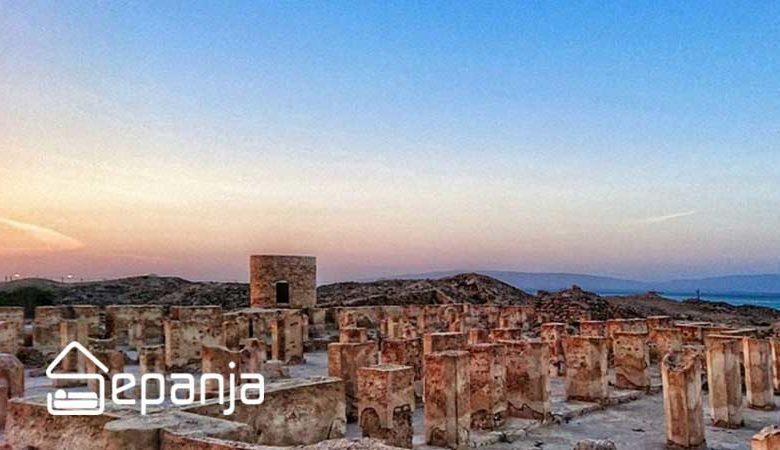 تصویر حریره کیش (دلایلی که باید به این شهر تاریخی سفر کنید!)
