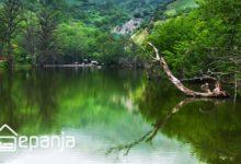 تصویر دریاچه شورمست مازندران پاتوق تهرانی ها و مسافران شمال!