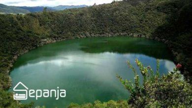 تصویر دریاچه چورت مازندران را در اولویت سفرهایتان قرار دهید!