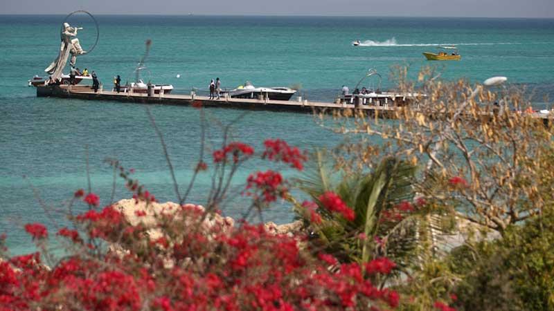 ساحل مرجان جزیره کیش