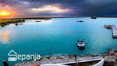 تصویر جزیره هنگام ، از دیدنی هایش تا هزینه سفر به این جزیره