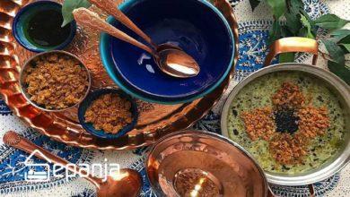تصویر غذاهای محلی تهران