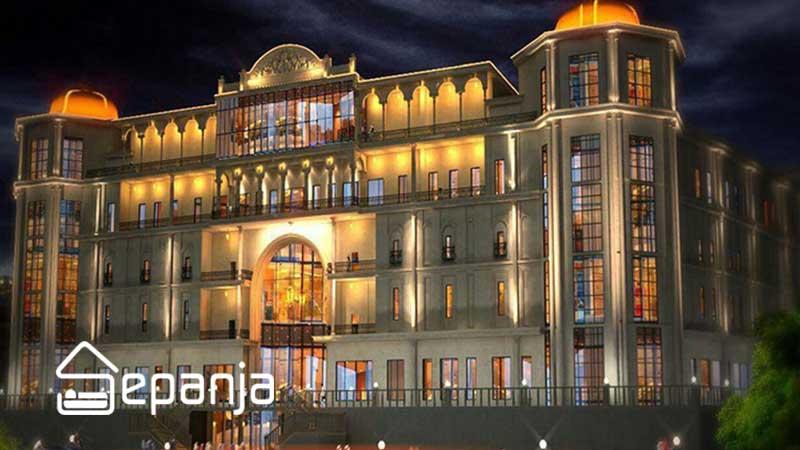 سارینا 1 از مراکز خرید کیش