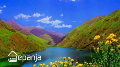 تصویر دریاچه گهر ، راهنمای سفر برای عاشقان طبیعت گردی!