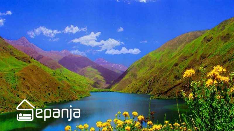 سفرنامه دریاچه گهر