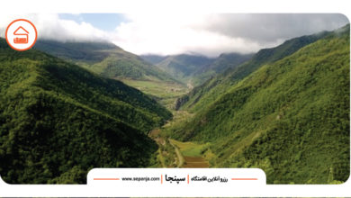تصویر محبوب ترین جاهای دیدنی علی آباد کتول