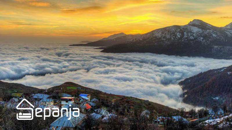 فیلبند از زیباترین شمال ایران