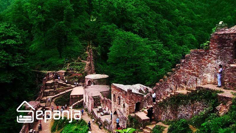 شهر فومن در استان گیلان