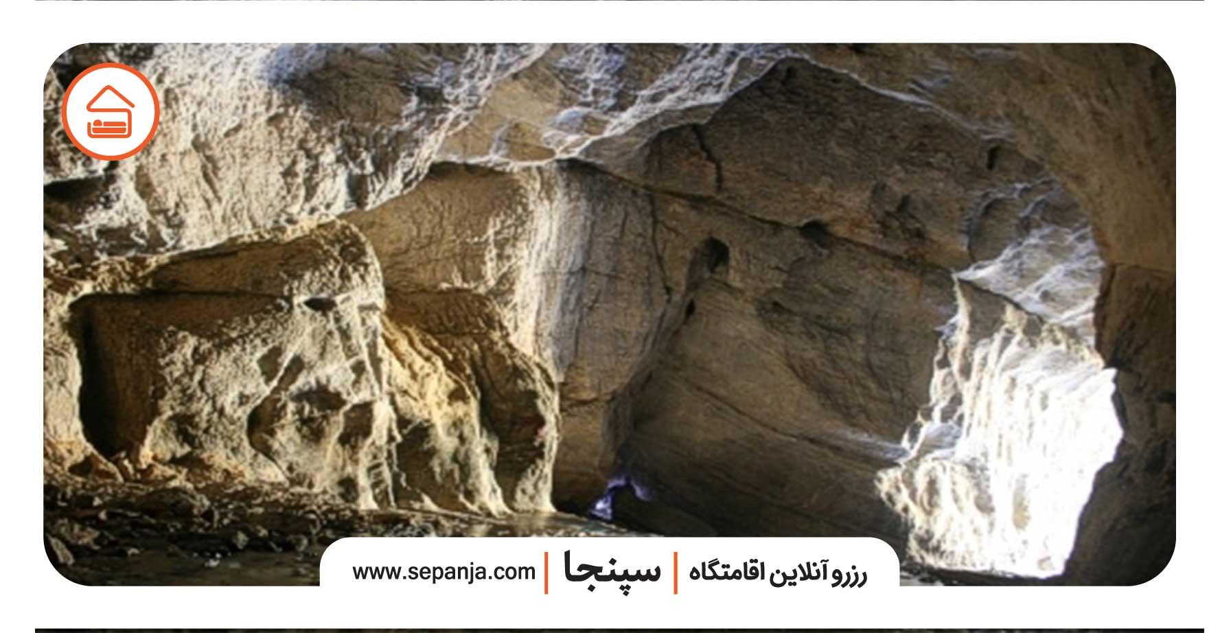 غار شیرآباد