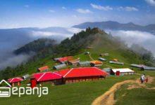 تصویر جاذبه های گردشگری گیلان و شهر های پربازدید شمال