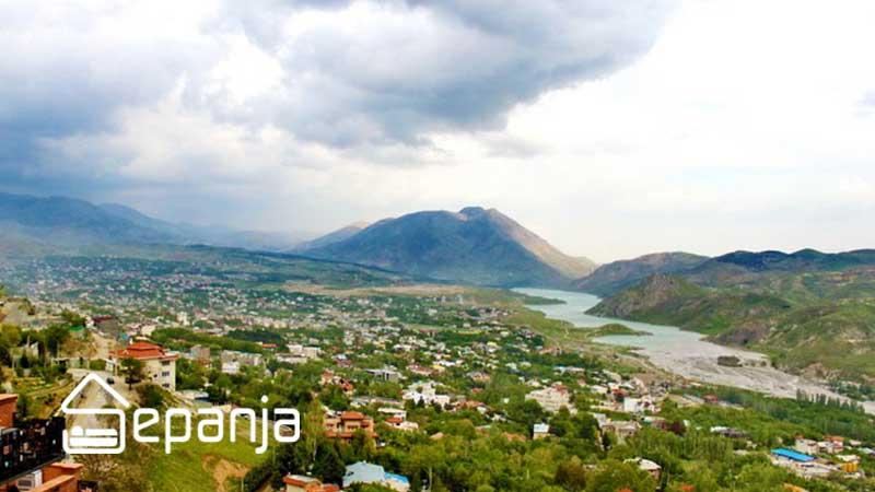 لواسانات تهران یکی از مهمترین جاهای دیدنی استان تهران