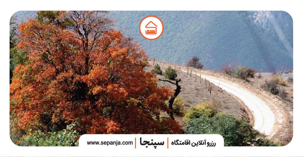 سفر به چشمه نگارمن شاهرود