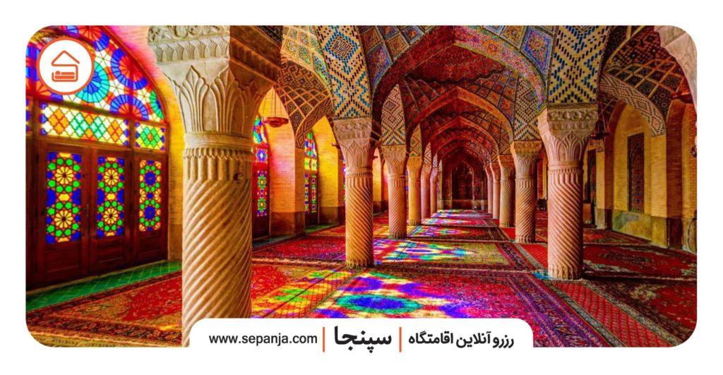 آشنایی با مکان های ناشناخته شیراز