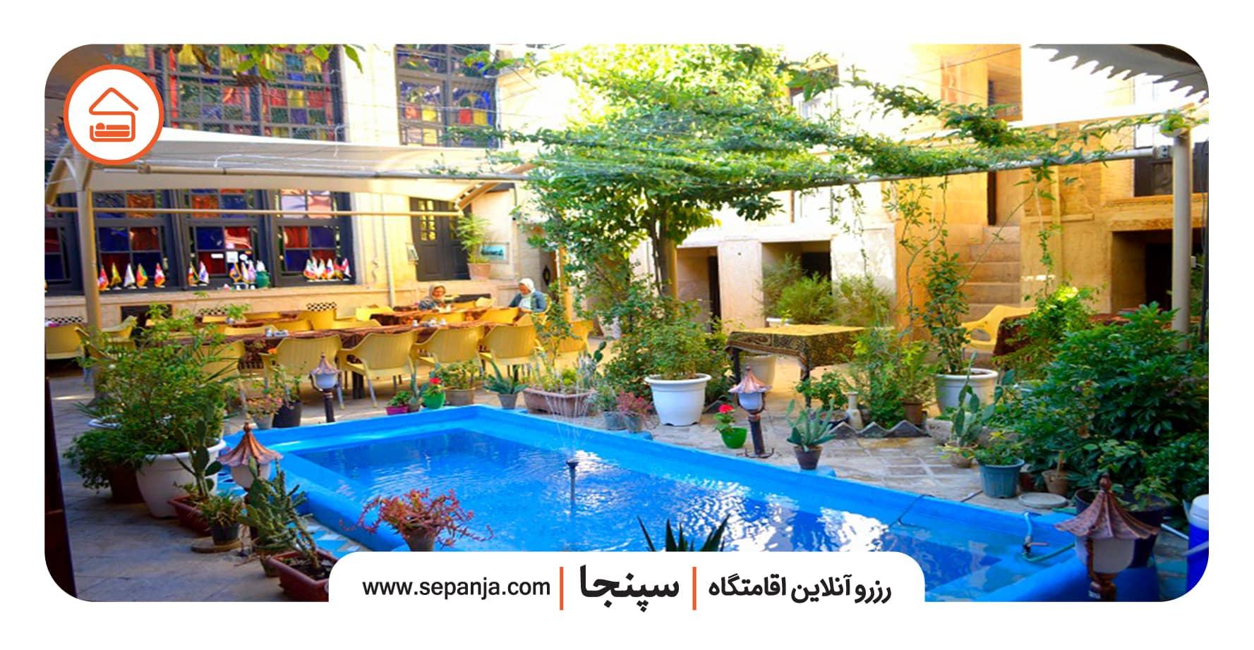 مجموعه هتل نیایش شیراز