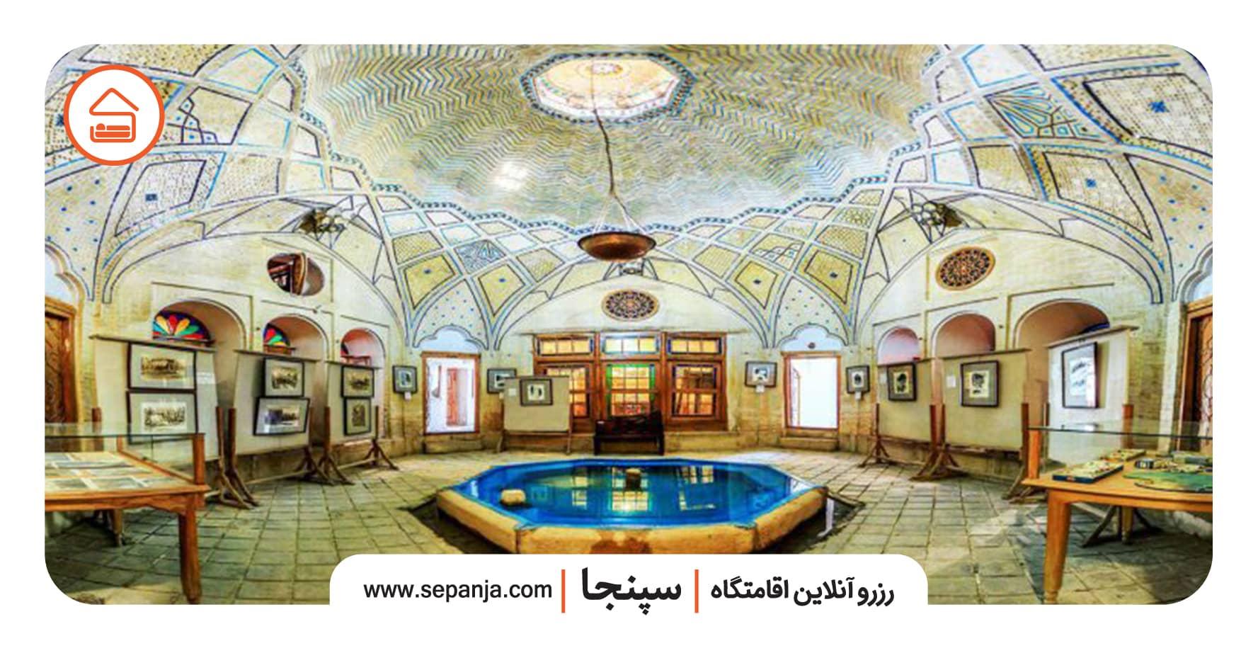 موزه مشکین فام، از مکان های ناشناخته شیراز