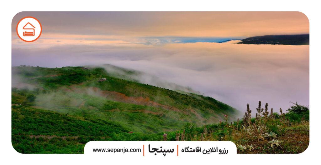 مکان های ناشناخته مازندران