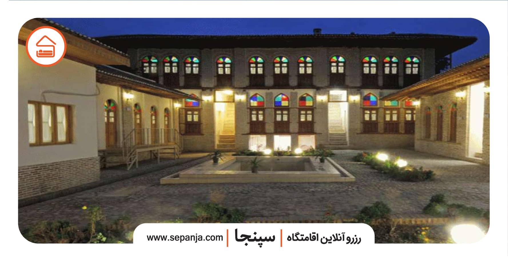 خانه امیر لطفی خان گرگان