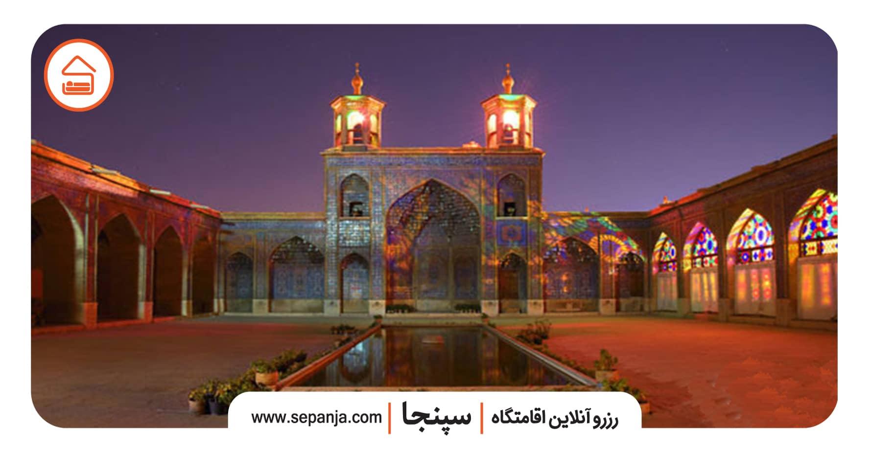 بهترین زمان بازدید از مسجد نصیرالملک