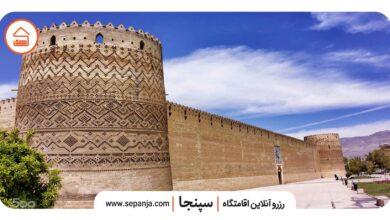 تصویر از ارگ کریمخان شیراز، یادگار دوره زندیه