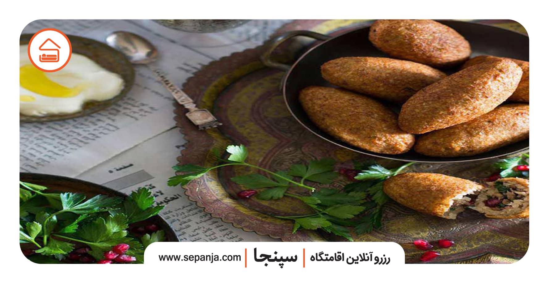 معرفی غذاهای محلی بوشهر در راهنمای سفر به بوشهر