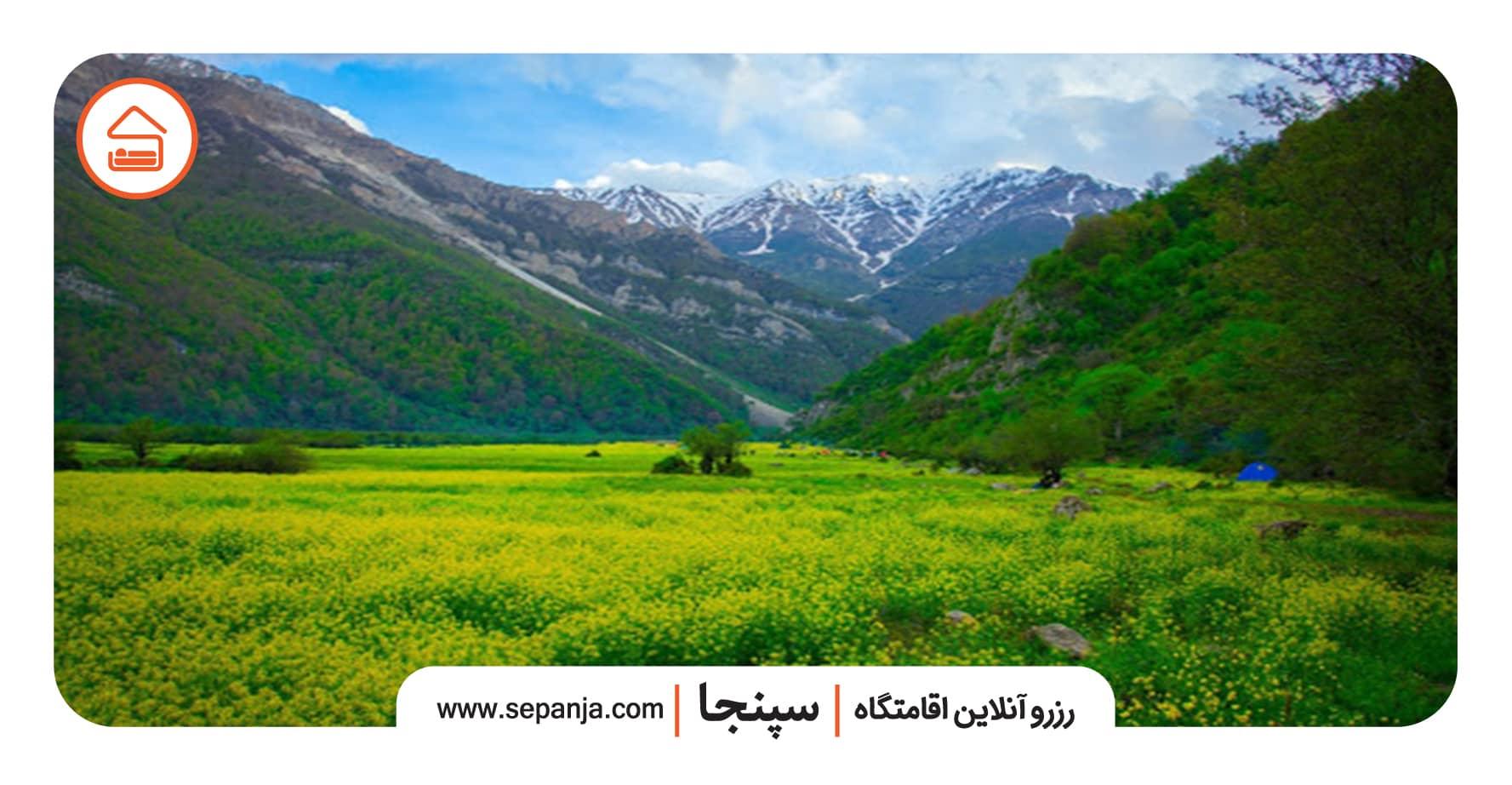 دشت دریاسر در استان مازندران