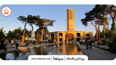 تصویر از جاذبه گردشگری باغ دولتآباد یزد، باغی با شهرت بینالمللی