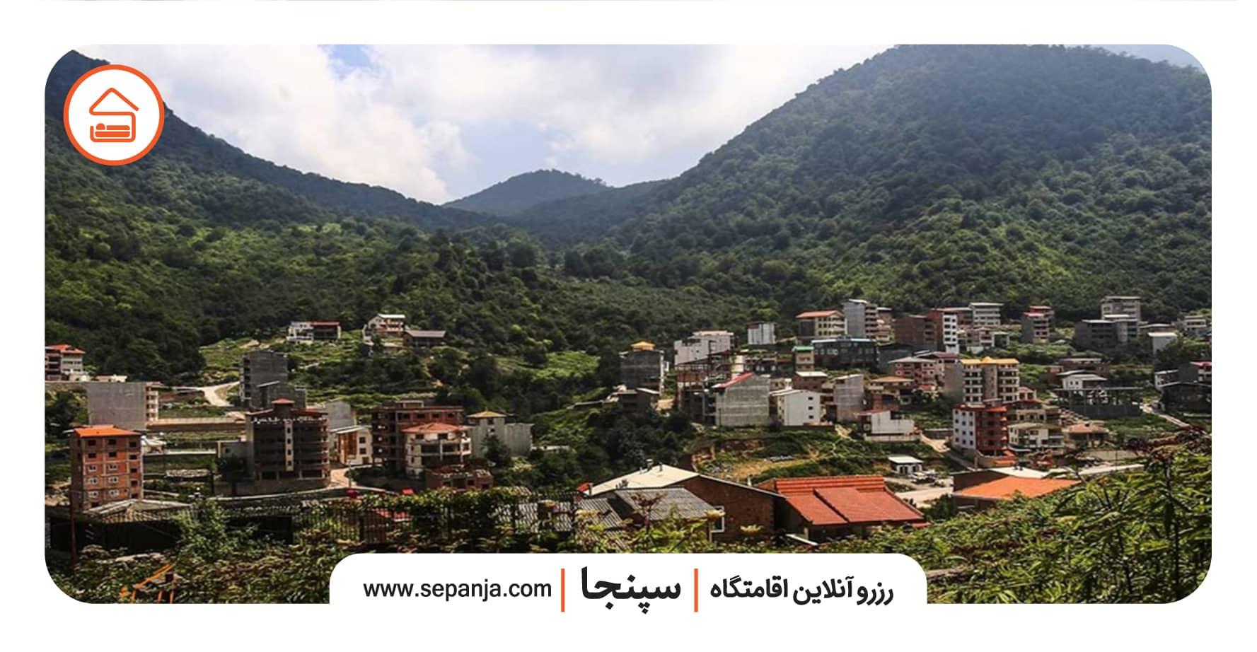 سفر به روستای زیارت گرگان
