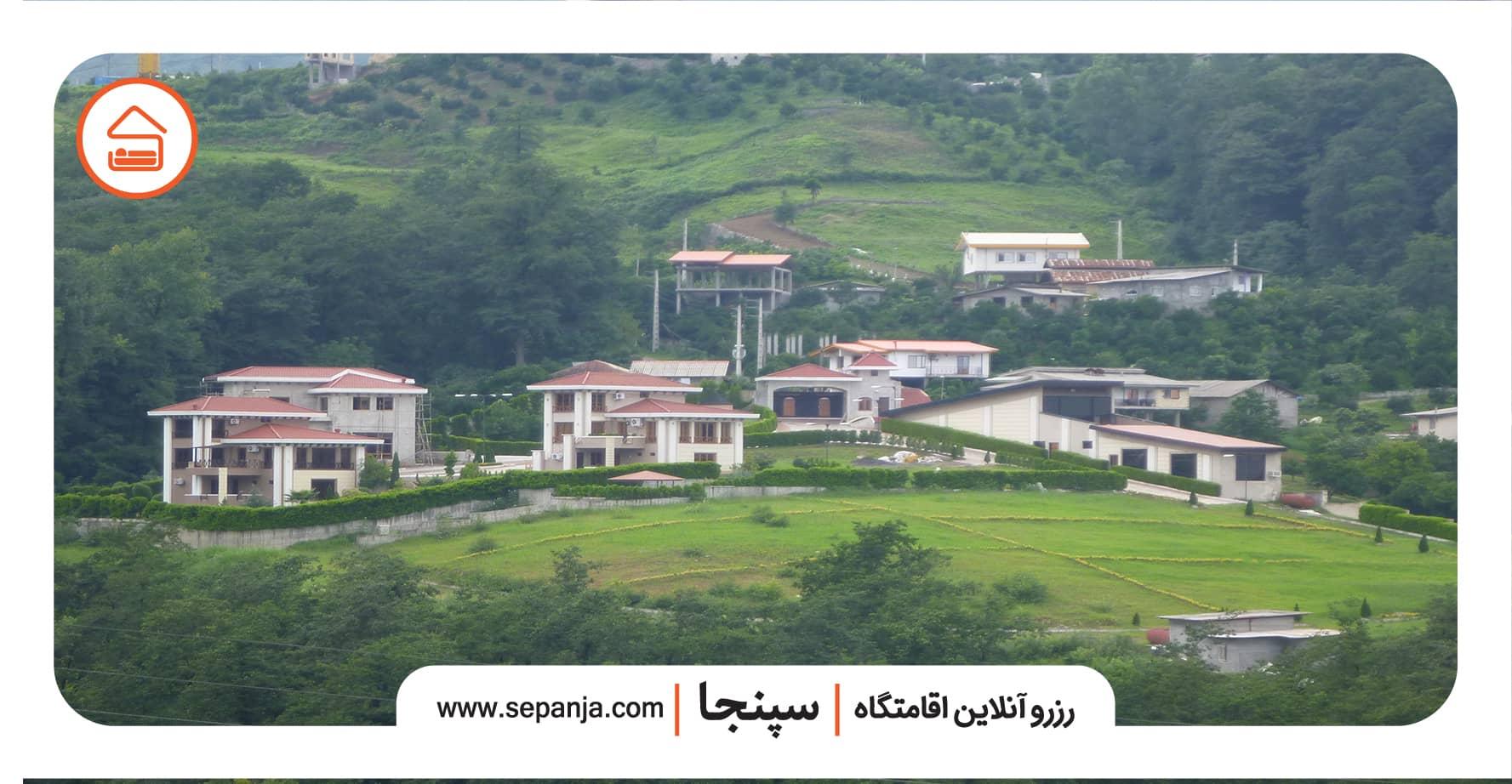 ییلاقات نشتارود از جذاب ترین دیدنی های استان مازندران