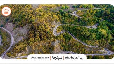 تصویر از منطقه گردشگری توسکستان، جنگلی در دامنه شمال ایران