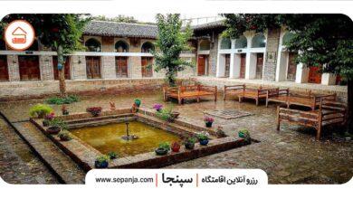 تصویر از خان امیر لطفی خان، سفری به عمارت تاریخی گرگان