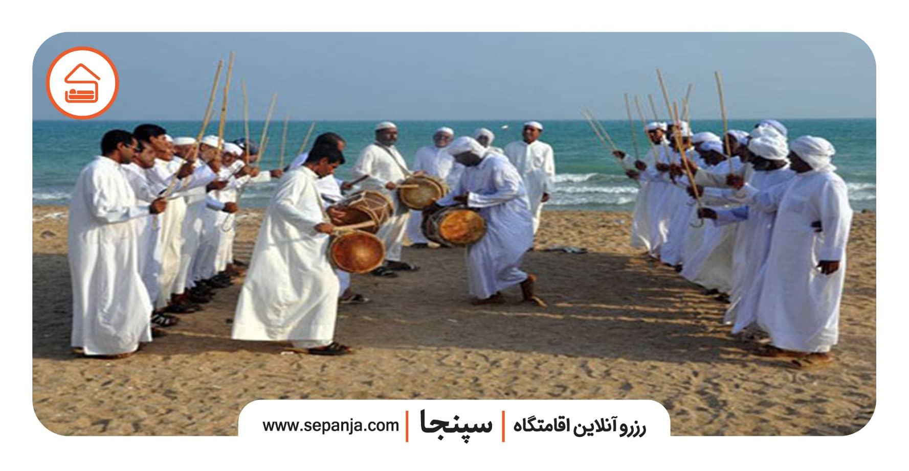 موسیقی جنوب از بهترین دیدنی های بوشهر