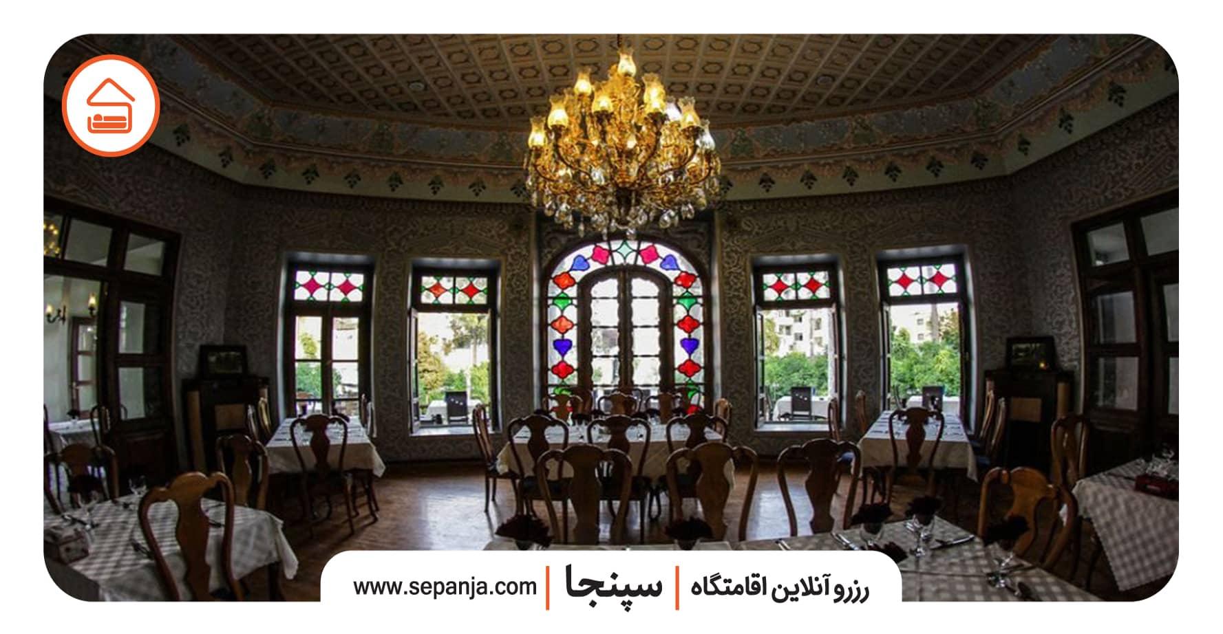 معماری عمارت شاپوری