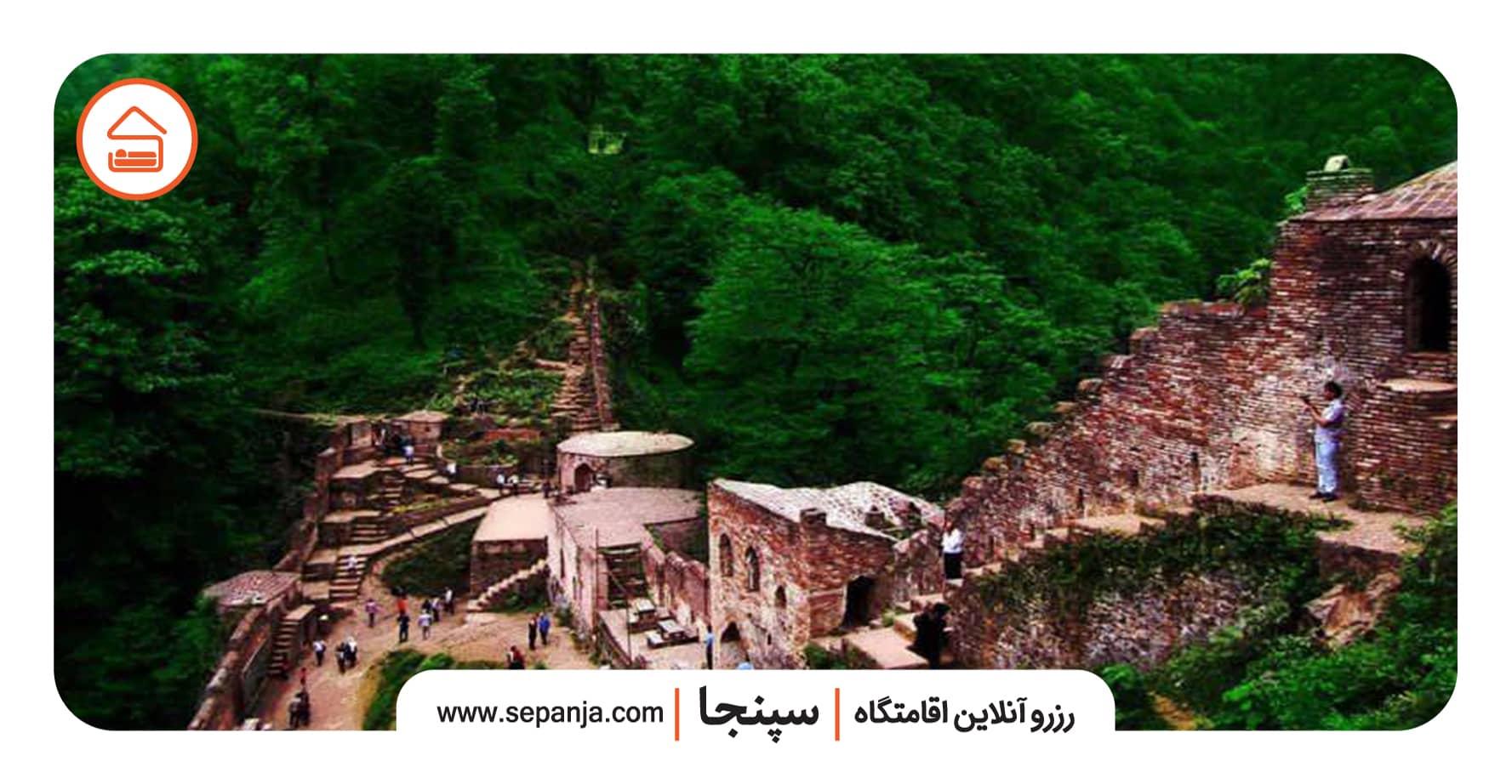 جاهای دیدنی استان گیلان