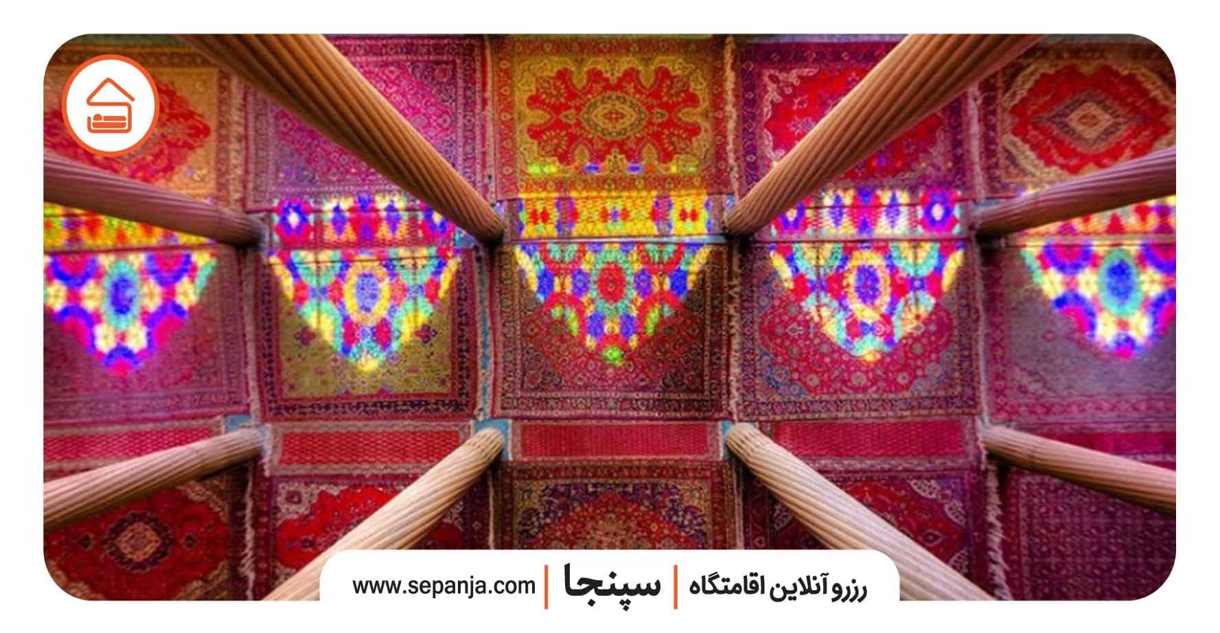 بازدید از مسجد نصیرالملک
