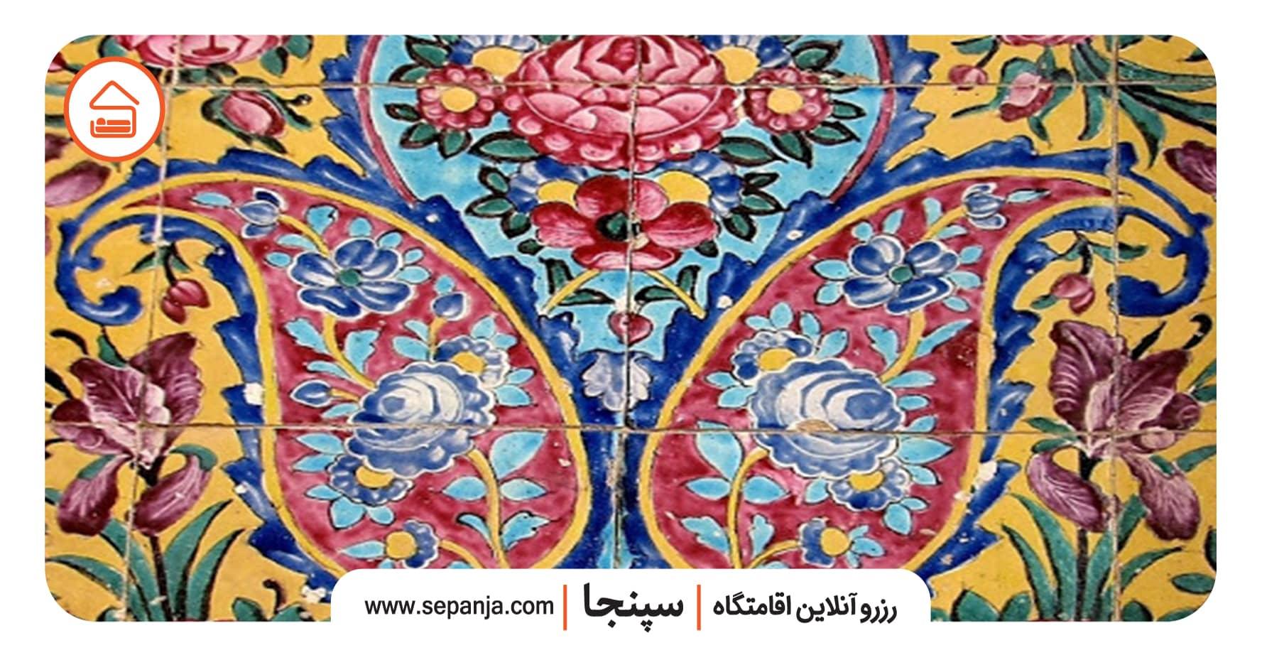 زمان بازدید از باغ ارم شیراز
