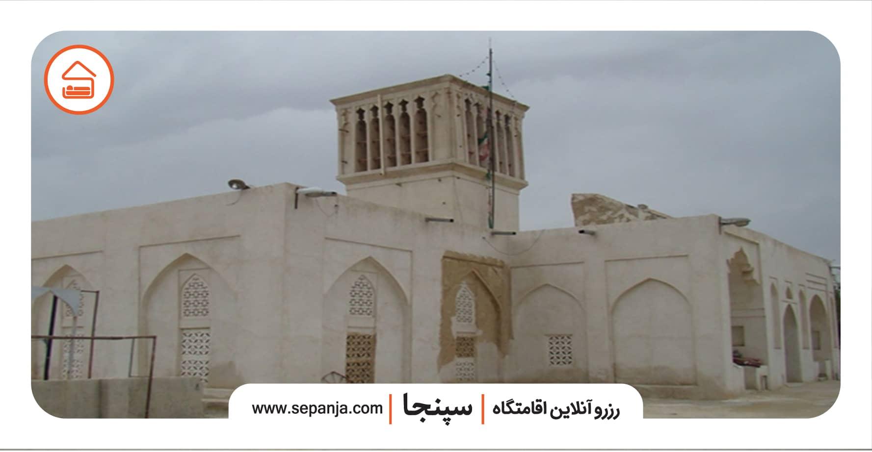 نمایی از بافت تاریخی شهر