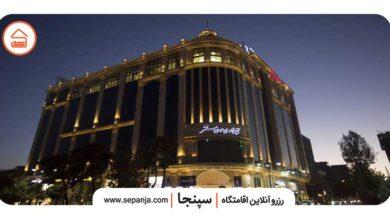 تصویر از اطلاعات مجتمع تجاری سون سنتر تهران