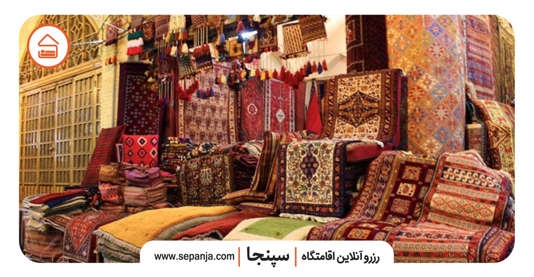 خرید انواع محصولات در بازار وکیل شیراز