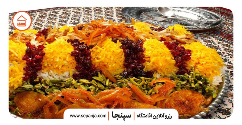 غذاهای محلی شهر قزوین
