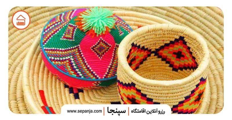 نمایی صنایع دستی آبادان