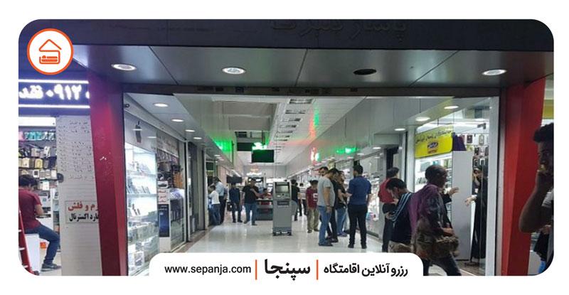 مرکز خرید گلبرگ از بهترین مراکز خرید تهران