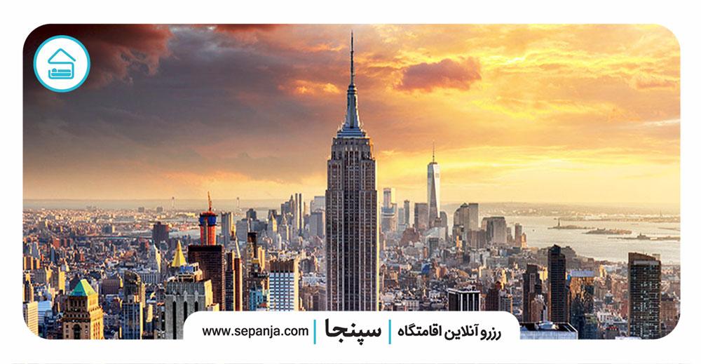 برج-امپایر-استیت-از-بلندترین-برج-های-نیویورک-و-جهان!