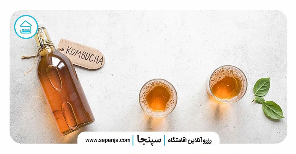 موانع-مصرفی-چای-کامبوچا