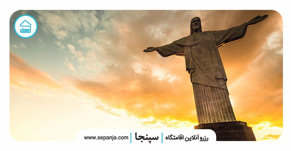 چرا-مجسمه-مسیح-منجی،-مهمترین-نماد-کشور-برزیل-است؟-+بررسی-تاریخچه-و-نکات-مهم
